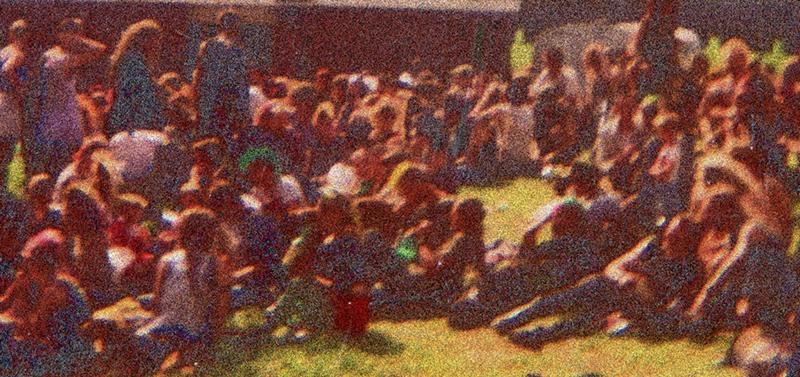 Punx picnic, 1988 by XEROXPUNK01