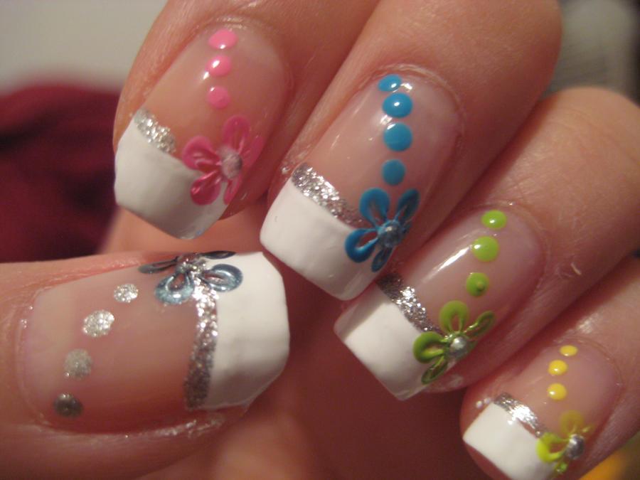Nails by xsheervanilla