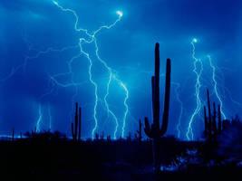 thunder by KaguyaKun