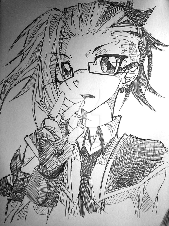 Yuto Rough Sketch 2 By KaZaAShaMiKo On DeviantArt