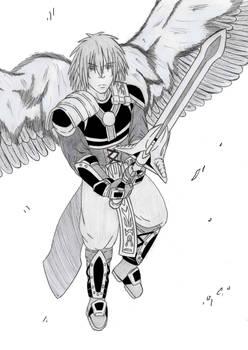 Angel Bullet: Nova, Lead ArchAngel