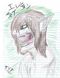 RAARRRR by Wolfyx124
