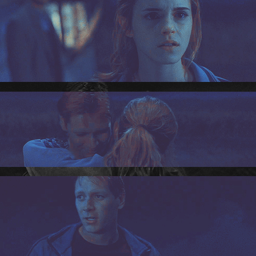 Fred Weasley And Hermione Granger Fan Art Fred and Hermio...