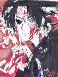 My Bloody Demon Prince by cheachan15
