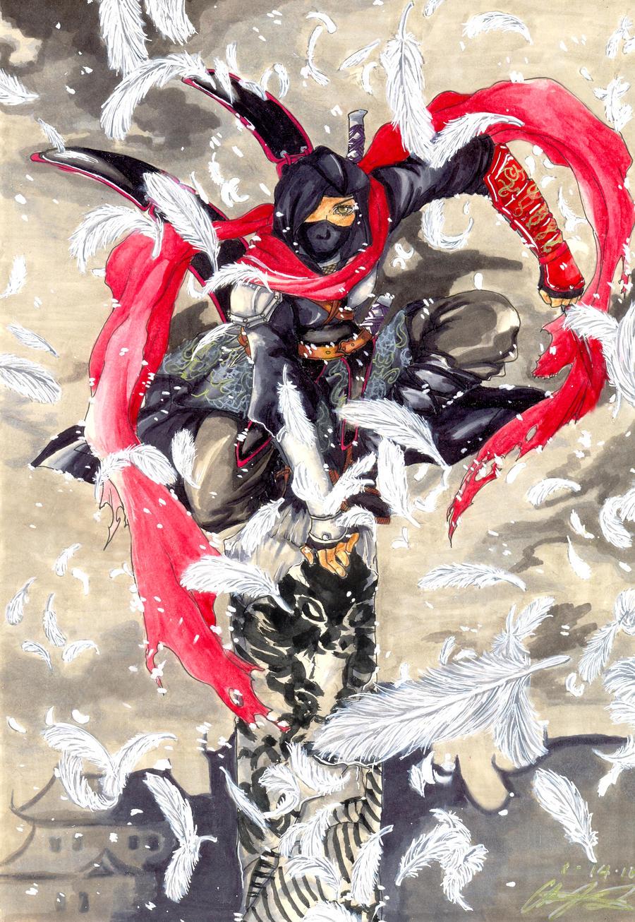 Ninja Assassin by cheachan15