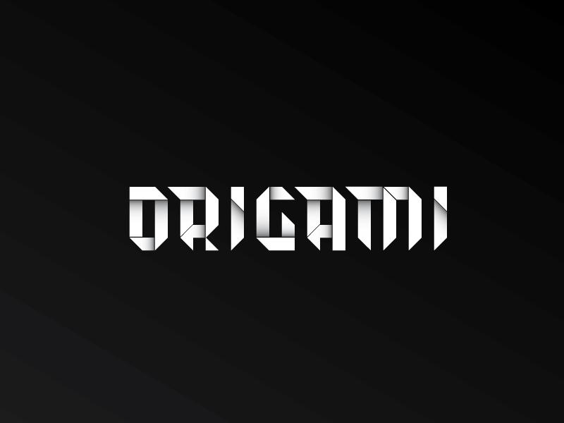 ORIGAMI by Yaku-Zan