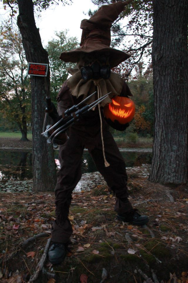 New Scarecrow Cosplay by GothamScarecrow