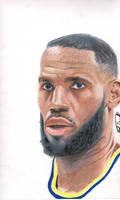 LeBron James Draw