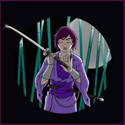 Sword of Moon by fatnassi
