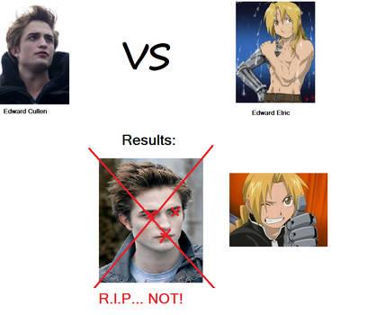 Edward vs Edward