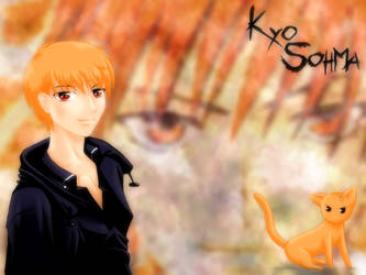Kyo Kyo by Paranoid-Duckkie