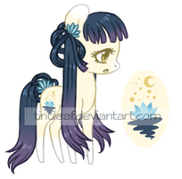Adoptable Pony for Sweetkaze by Tinuleaf-Adopts