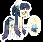 Adoptable Pony for Sweetkaze