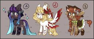 Pony Adoptable Batch 16 - CLOSED