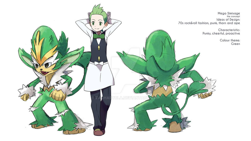 Chesnaught Mega Evolution | www.pixshark.com - Images ...