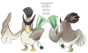 Mega Farfetchd