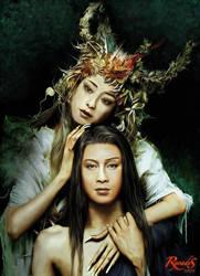 The Temptation Siddhartha by ryoades