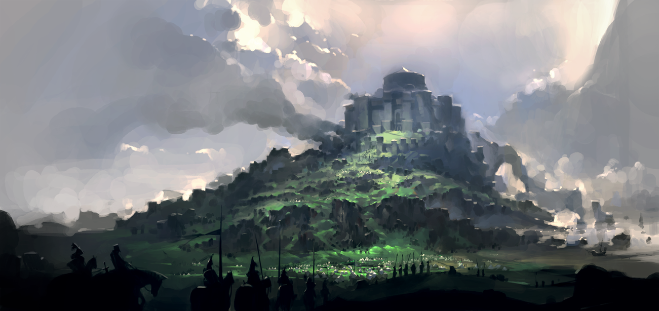 Siege of Storm's End During Robert's Rebellion by fkcogus333 on ...