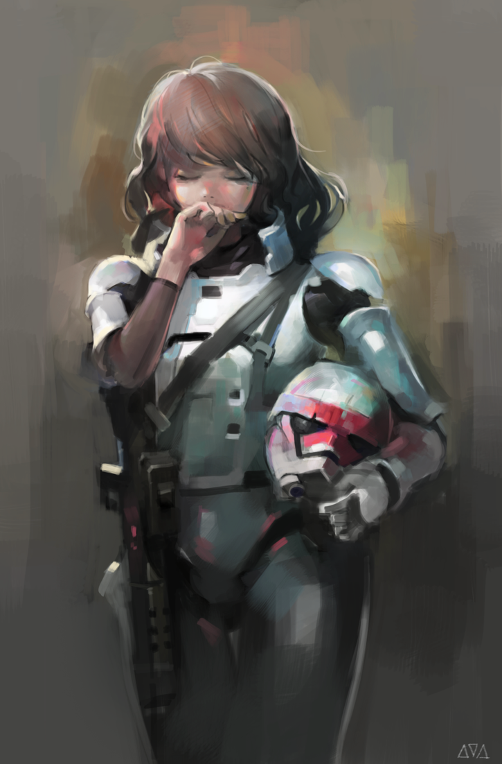 Stormtrooper by fkcogus333
