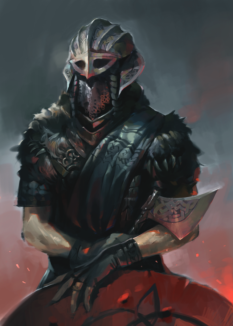 Viking by fkcogus333