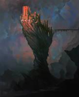 Winterhold. Elder scrolls by fkcogus333