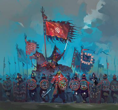 Joseon army