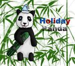 Holiday Panda