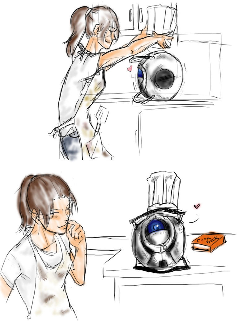 Bake Time by jinchuarikisfury