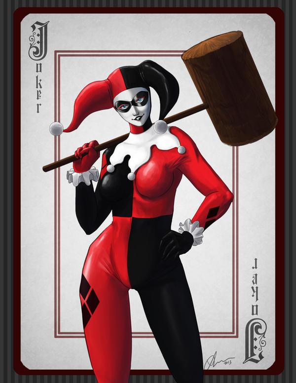 Harley Quinn by Inuibuki