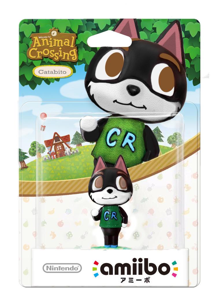 Animal-Crossing-amiibo-caleb157 by caleb157