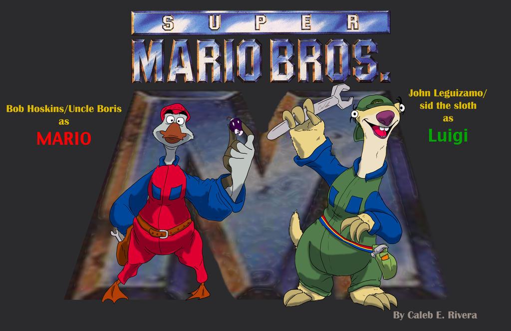 Supa-Mario-bros by caleb157