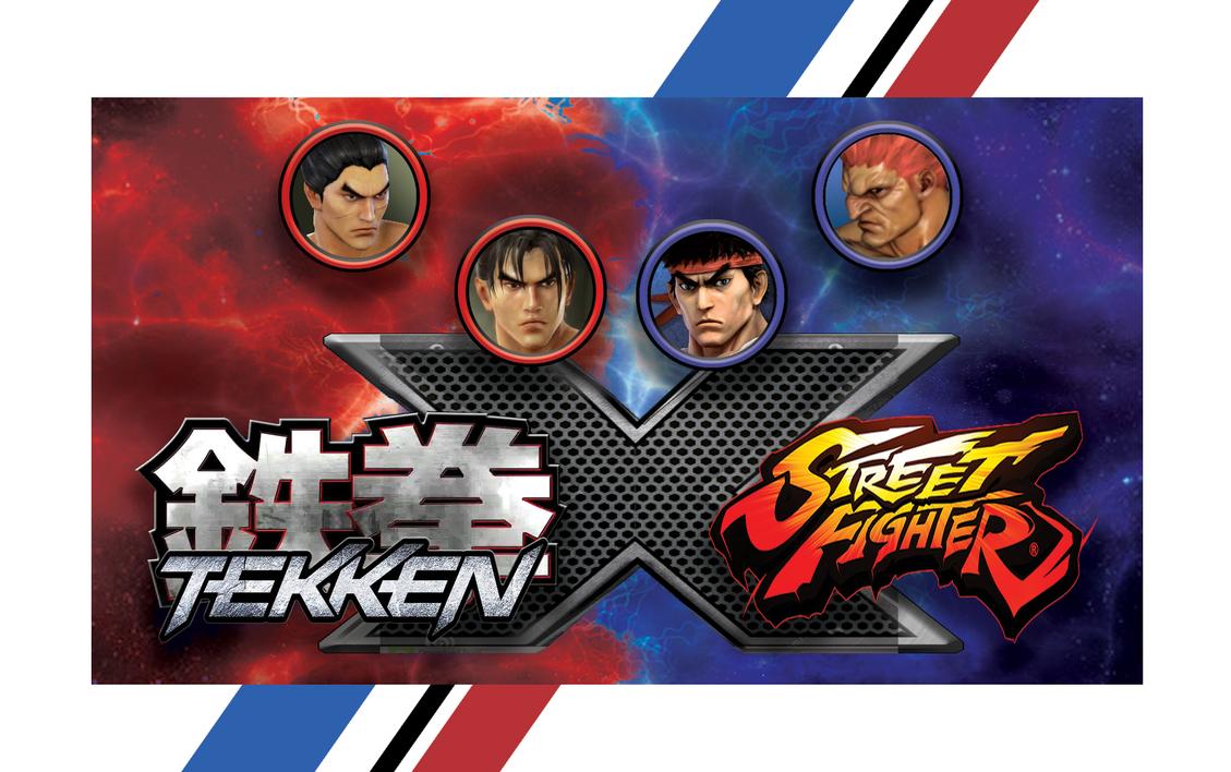 Tekken X Streetfighter by caleb157
