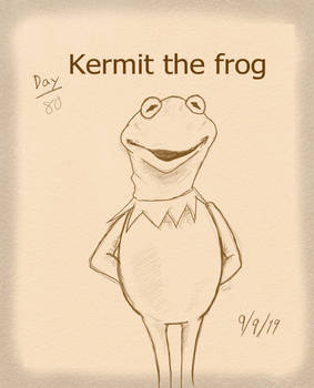 Pic of the Day Kermit
