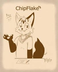 Pic of the Day chipflake