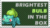 Stamp 001 Bulbasaur by DevilsCrypt