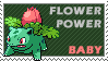 Stamp 002 Ivysaur by DevilsCrypt