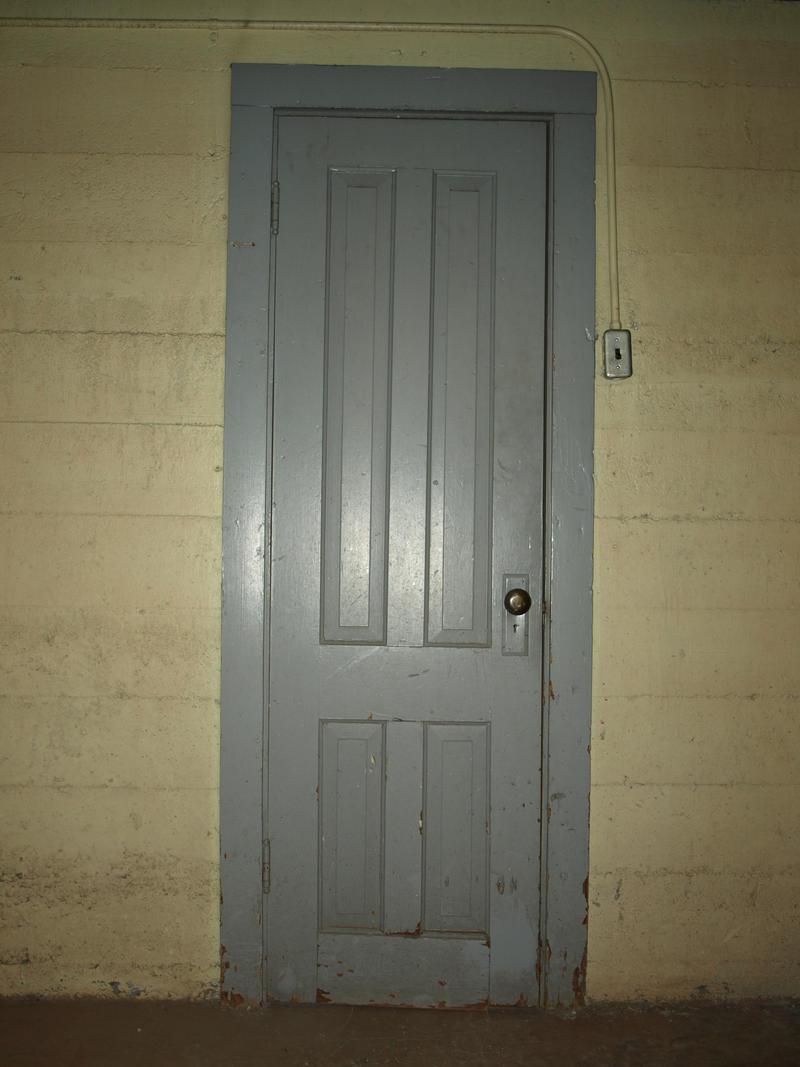 Basement door by thren0dy-stock