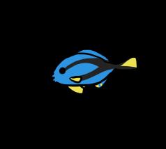 Small Surgeonfish by ShiroAC