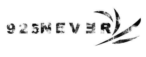 925Never Logo v2