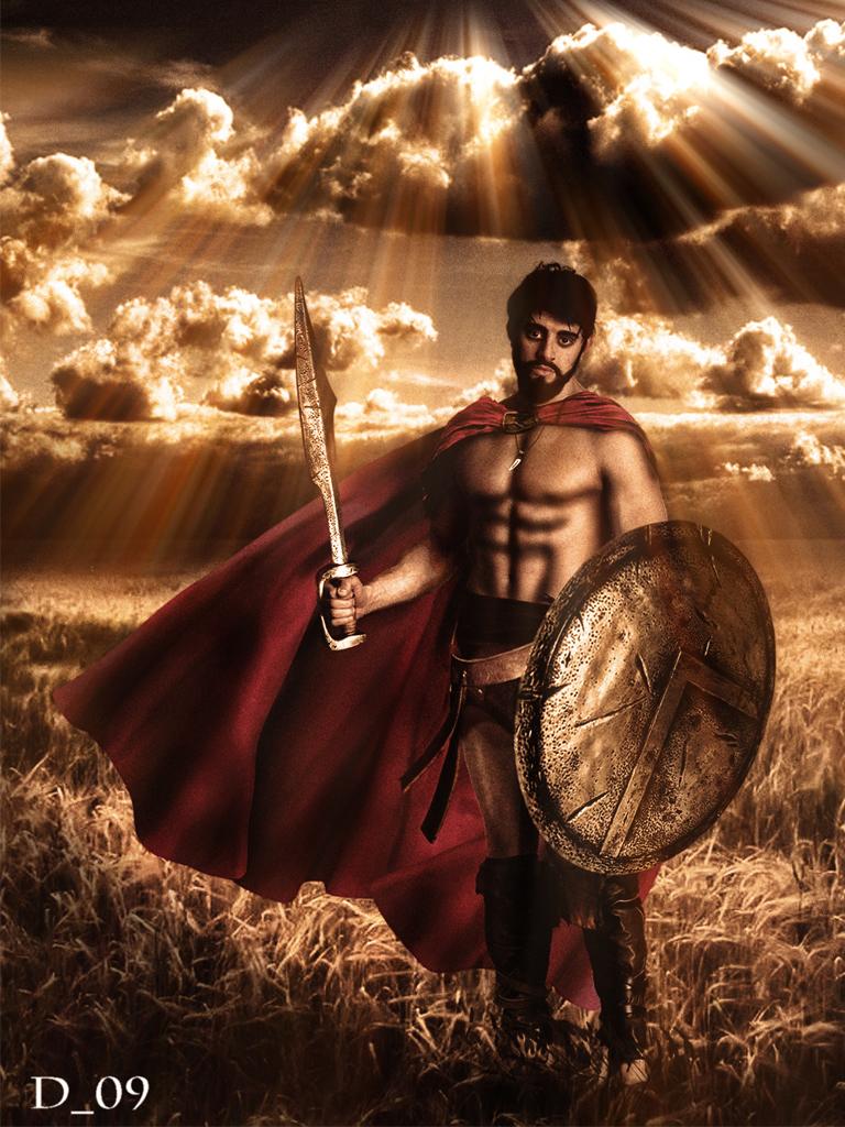 the dominance of spartan warriors in Among the pantheon of warriors, the samurai is surely the greatest- tetsuro shigematsu, samurai descendant the samurai, japan's lightning-fast dealer of death.