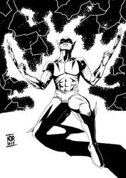 Wolverine by Natron84