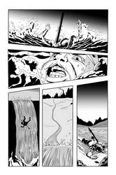 Hellscape Issue 2 Pg 1 by Natron84