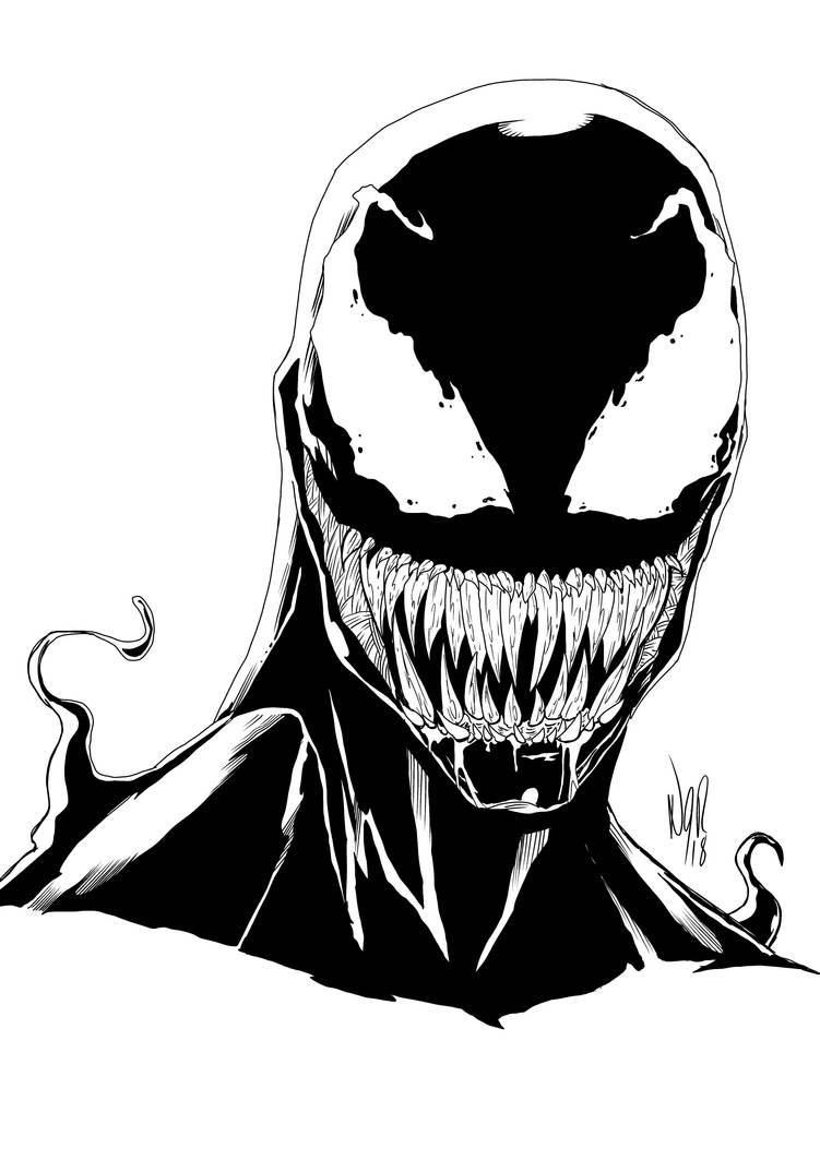 Venom by Natron84