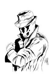 Rorschach by Natron84