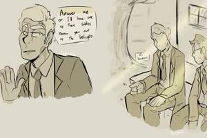 CHERNOBYL   Boris [doodle dump]