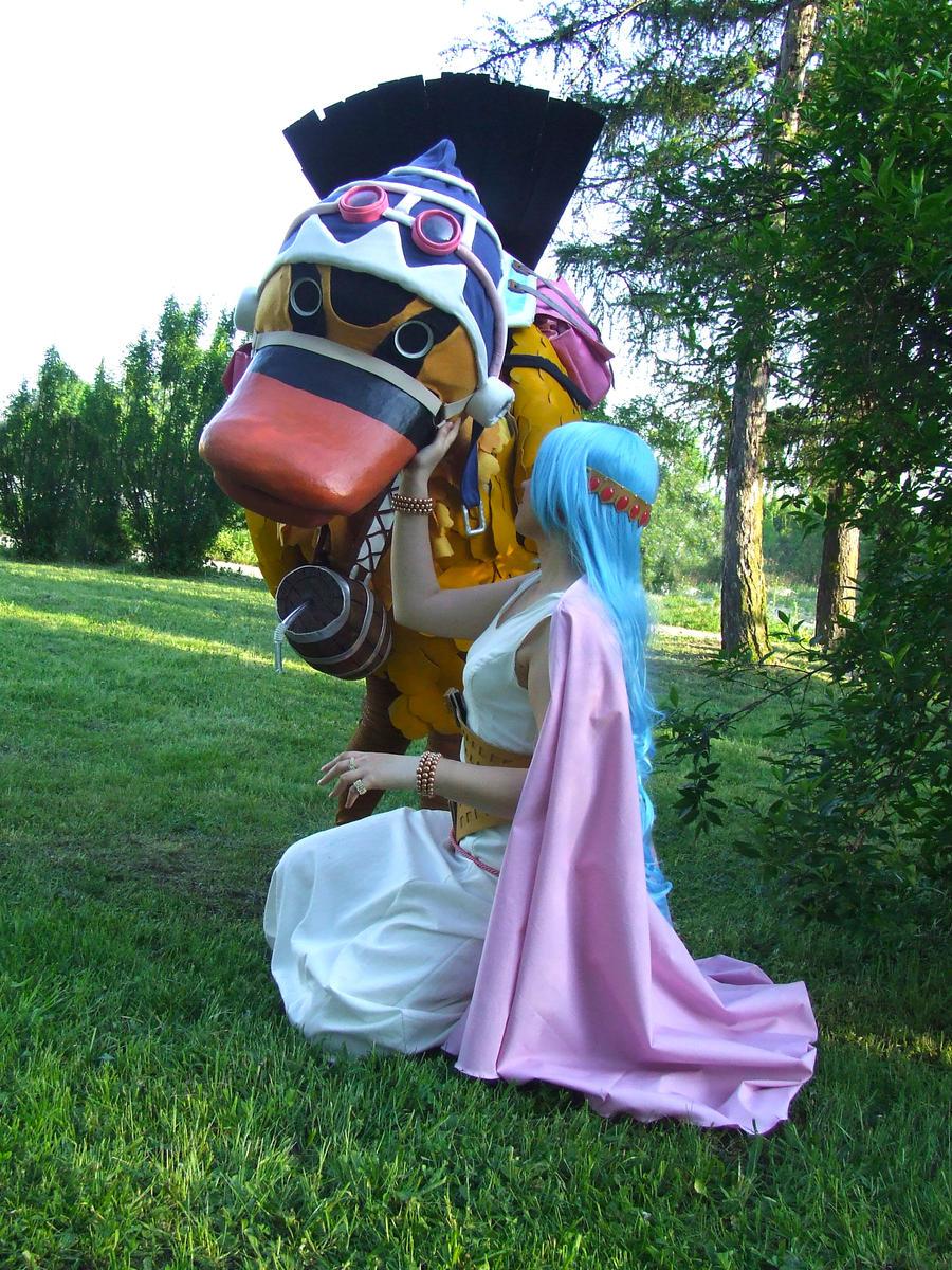 My sweet Duck by polkajolka