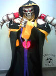 ainz ooal gown cosplay 1.0