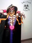 ainz ooal gown cosplay 1.0 by lacrimenere