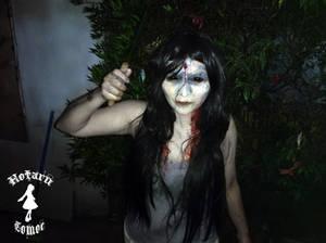 resident evil 7 mia winters cosplay