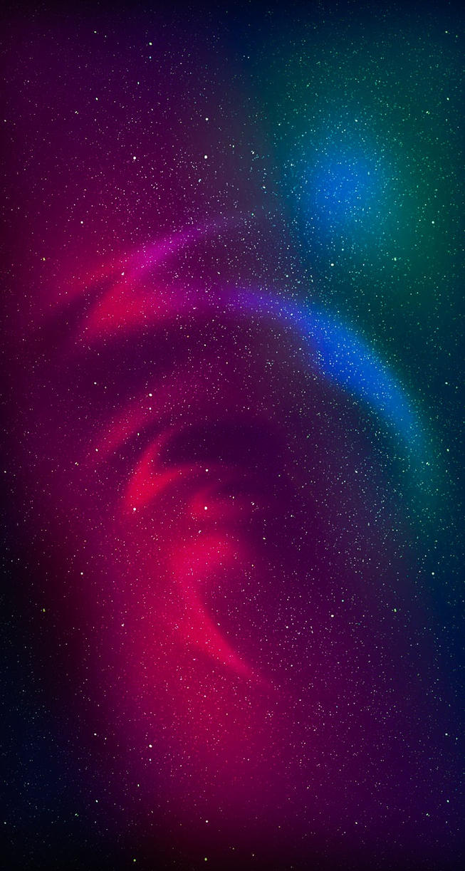 deep space shift iphone 5 wallpaper ios7 by anxanx on